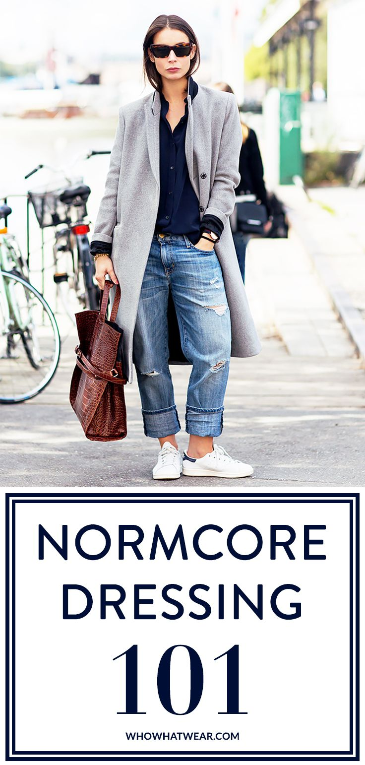 Normcore Dressing 101 // #OutfitIdeas #StreetStyle