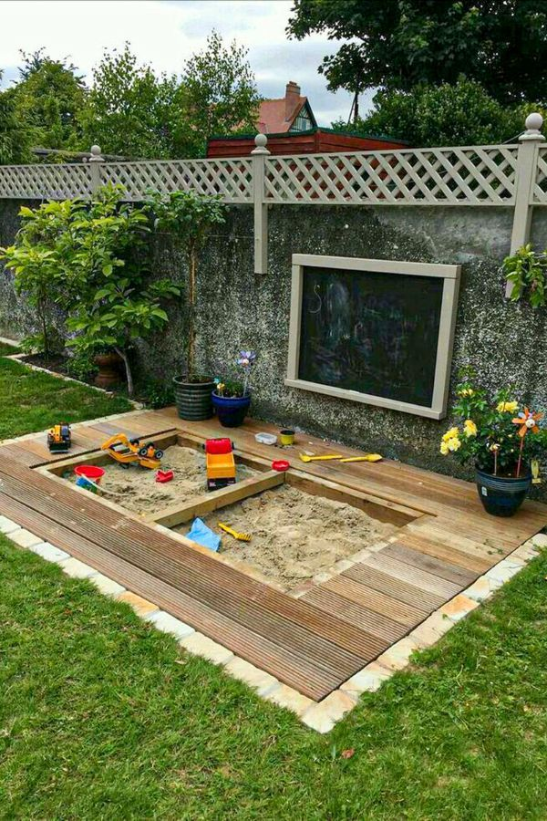 45 Awesome Backyard Ideas For Your Beautiful Home Page 30 Of 45 Lasdiest Com Daily Women Blog Backyard Playground Backyard Backyard For Kids