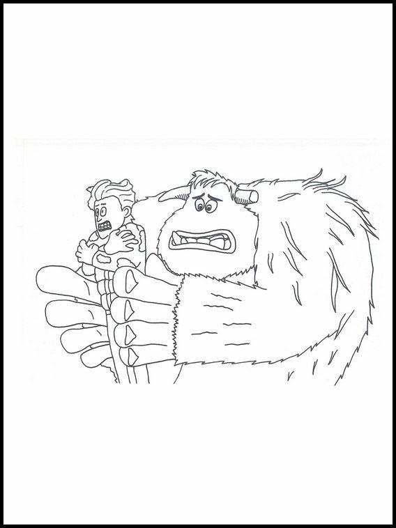 Smallfoot Ein Eisigartiges Abenteuer 1 Ausmalbilder Fur Kinder Malvorlagen Zum Ausdrucken Malvorlagen Zum Ausdrucken Ausmalbilder Zum Ausdrucken Ausmalbilder