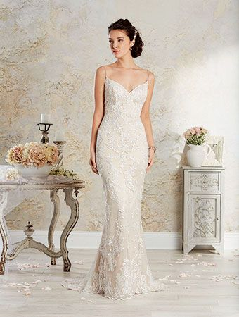 Alfred Angelo Bridal Style 8566 From All Wedding Dress Collections