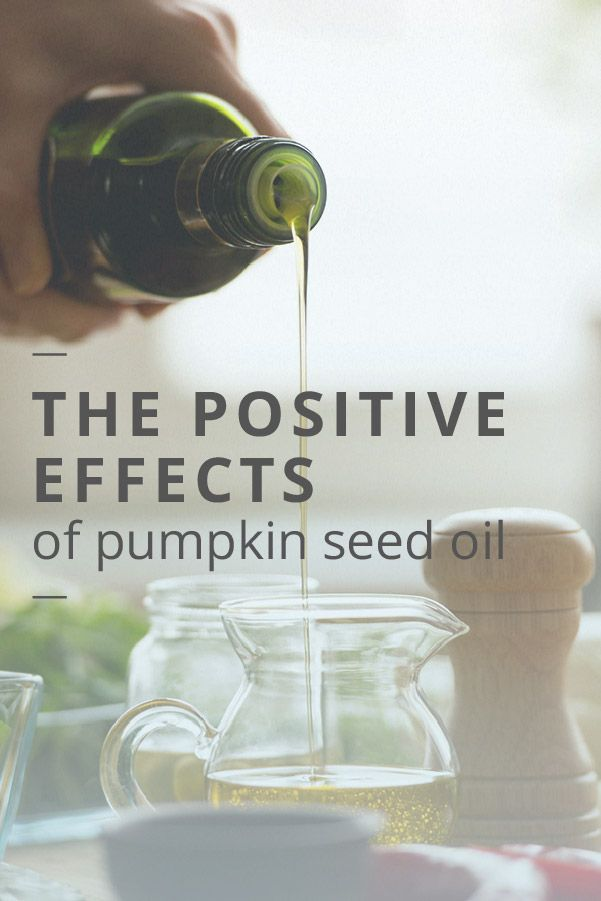 The Health Benefits of Pumpkin Seed Oil