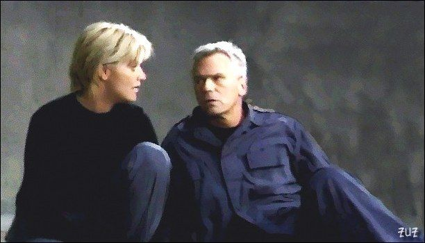 Jack O'Neill and Samantha Carter | Re: Sam/Jack ship family discussion thread