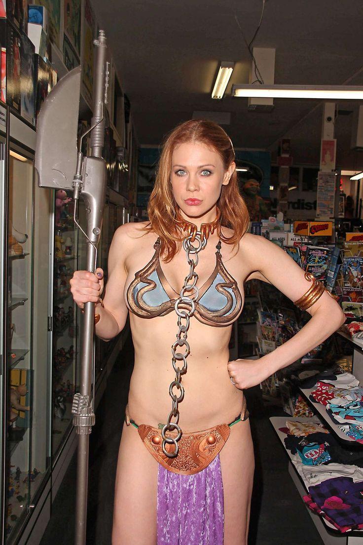 Amateur slave leia star wars cosplay blowjob amp cim 5