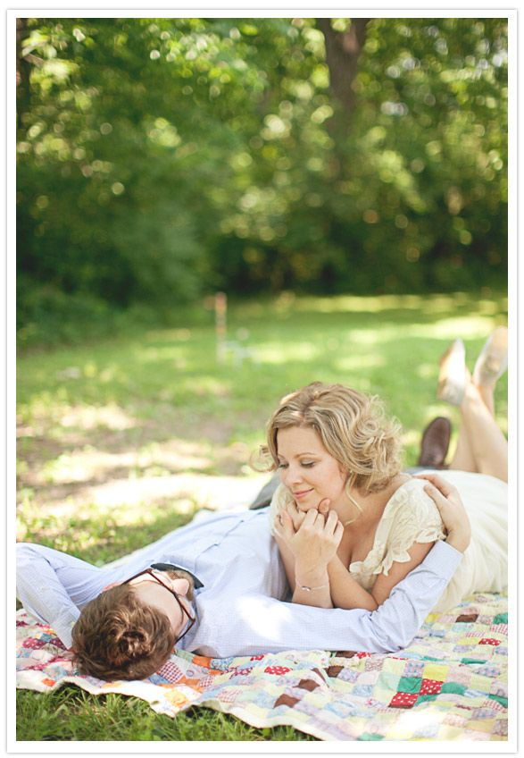 picnic in the park - engagement session?