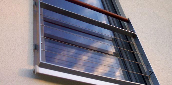 Französischer Balkon - moderne Version!