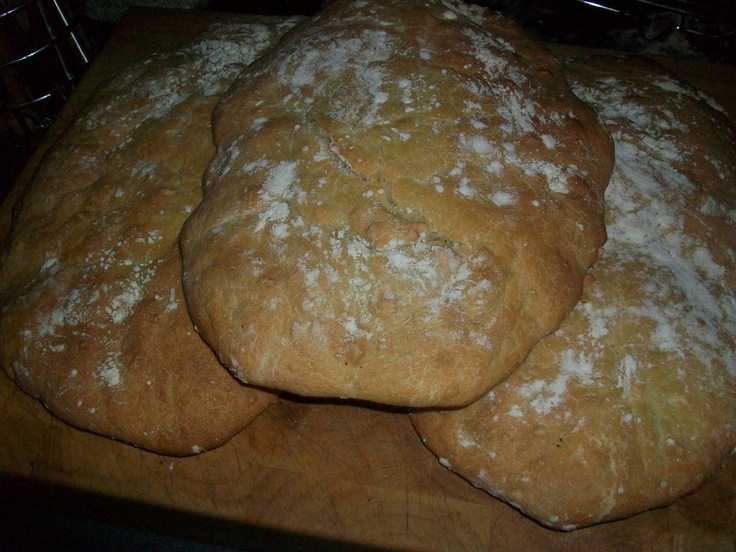 Blue Kitchen Bakes: Ciabatta