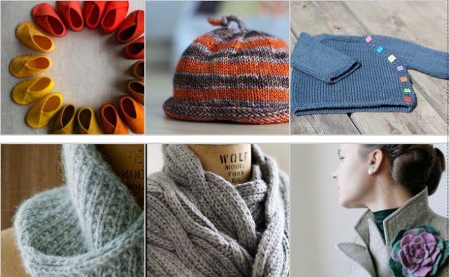 Regali di Natale a maglia