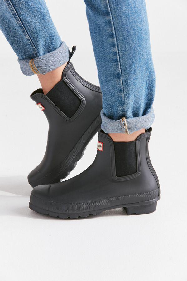 af278bbe2d2 Slide View  1  Hunter Original Chelsea Rain Boot