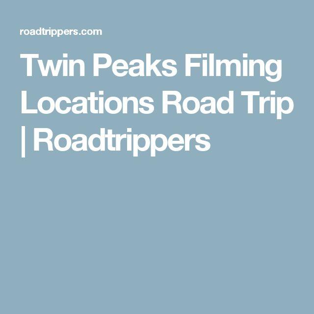 Twin Peaks Filming Locations Road Trip | Roadtrippers