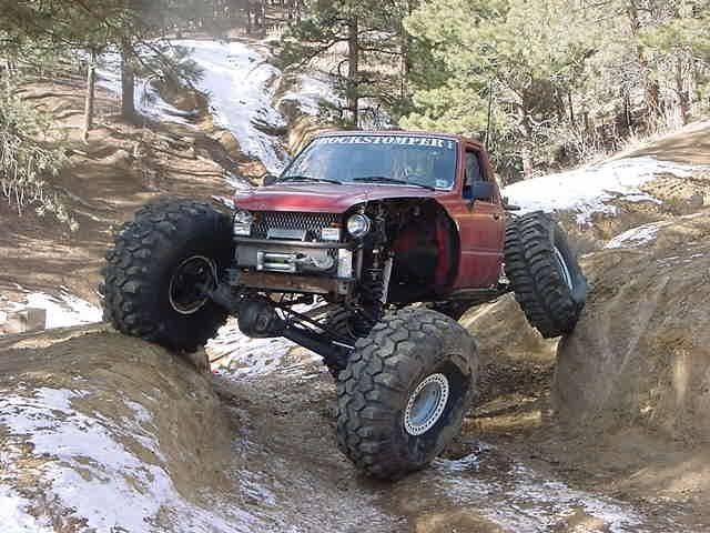 Rock Crawler Dashboard : Toyota crawler offroad pinterest and