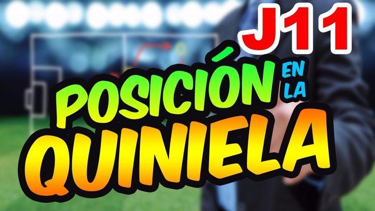 POSICIONES EN LA QUINIELA JORNADA 11 LIGA MX AP-17 ⚽  Quiniela MX