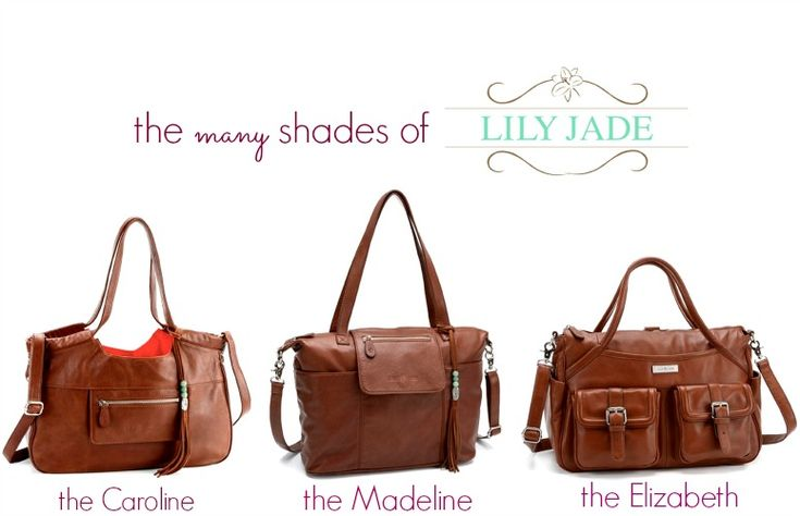All 3 are amazing!   I almost can't believe they're diaper bags.  They're so well made they'll last for baby years and beyond                           Camp Patton- The many shades of Lily Jade
