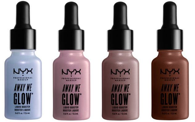 New Drugstore Makeup Beauty Launches April 2018 Slashed Beauty Drugstore Makeup Nyx Away We Glow Beauty Products Drugstore