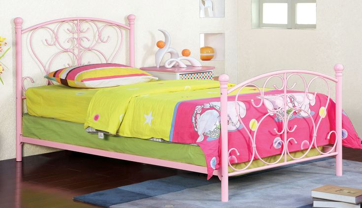 Found it at Wayfair - Metal Twin Bed Frame