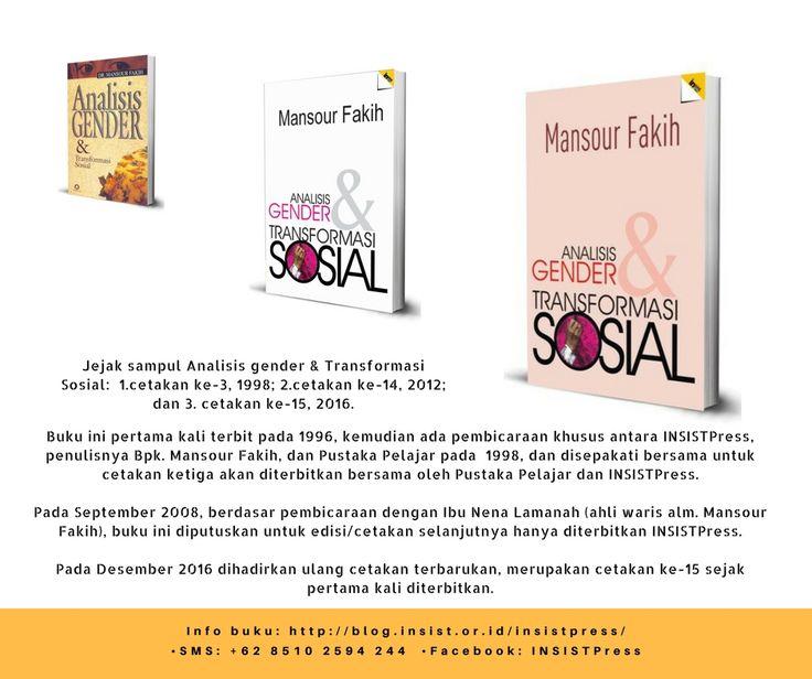 Jejak Sampul Buku Analisis Gender & Transformasi Sosial_ INSISTPress