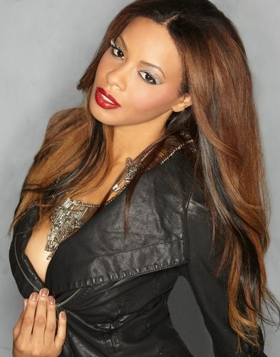 """vanessa simmons   Vanessa Simmons Launches Lingerie Line """"Rose By Vanessa Jean"""""""