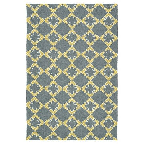 Escape Trellis Indoor Outdoor Rug Kaleen Rugs Target
