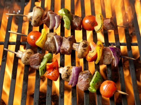 Rethinking Campfire Food: 15 Healthy, Easy Ideas + 2 Recipes. (Follow our other boards for detox, fitness, yoga and green living tips: pinterest.com/gaiam)