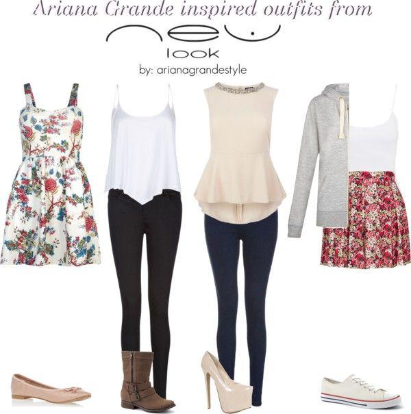 Ariana Grande Style                                                                                                                                                                                 Plus