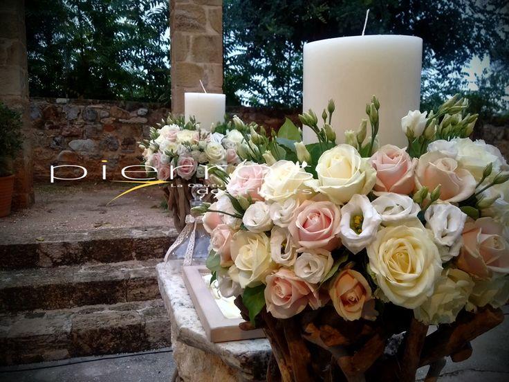Wedding Candle. www.pierros.gr