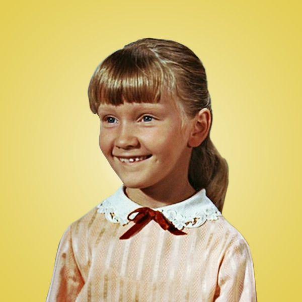*JANE BANKS (Karen Dotrice) ~ Mary Poppins, 1964