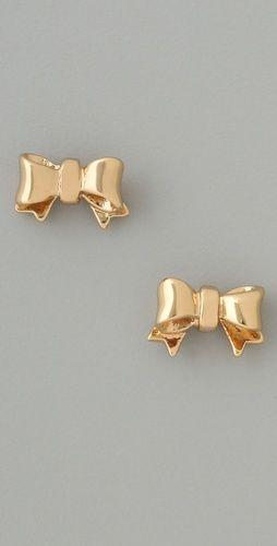 Bows Stud Earrings!