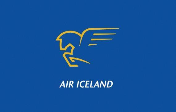 Air Iceland Logo. (ICELANDIC).