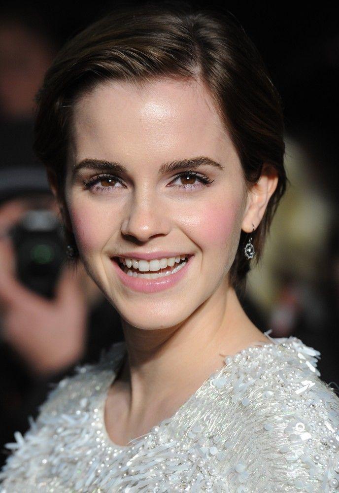 Emma Watson Kurzhaarschnitt Kurzhaarschnitte Emma Watson