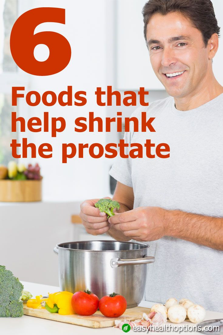 What Are The Best Foods To Shrink The Prostate