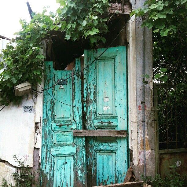 güne açılan kapılar...