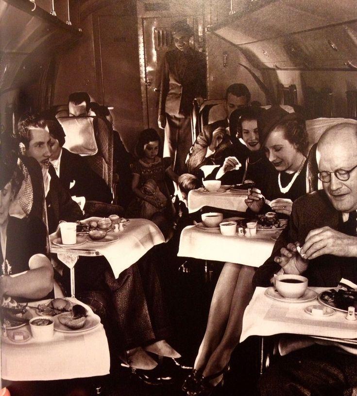 Vintage Menus 1950s | fly the friendly skies- vintage airline photos - noelle o designs