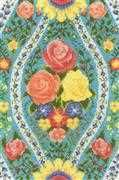 Rose Fantasy - Counted Cross Stitch Kit