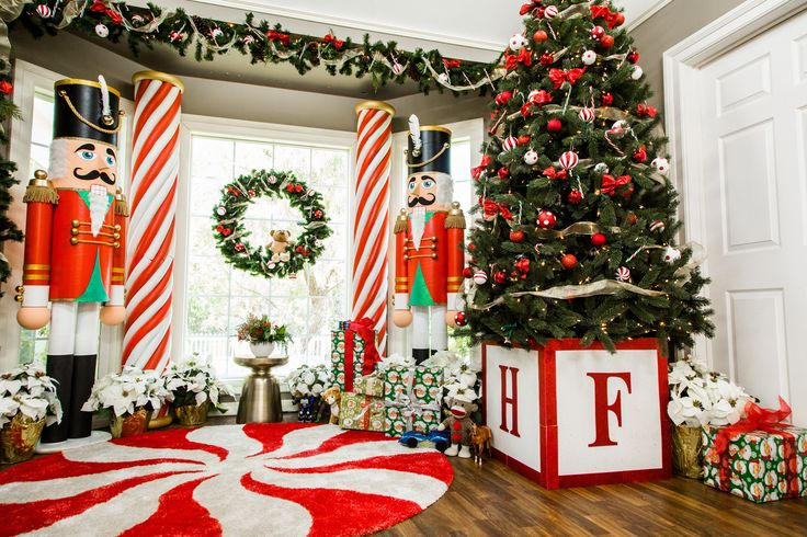 A unique DIY that's perfect for the holidays! DIY Toy Block Christmas Tree Stand by Ken Wingard! Don't miss Home & Family weekdays at 10a/9c on Hallmark Channel!