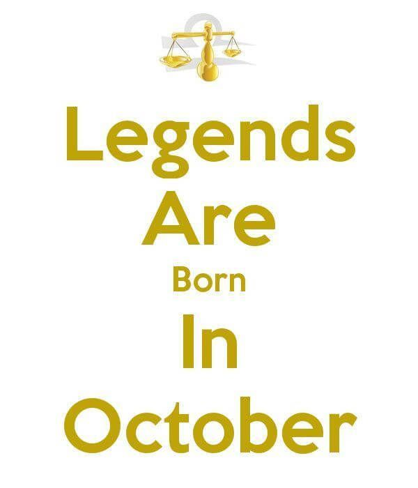 October Birthday Month Quotes | October Month Images | October libra