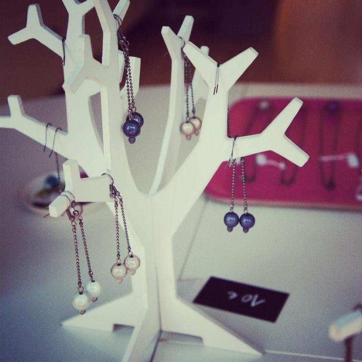 earrings by Lovely Factory