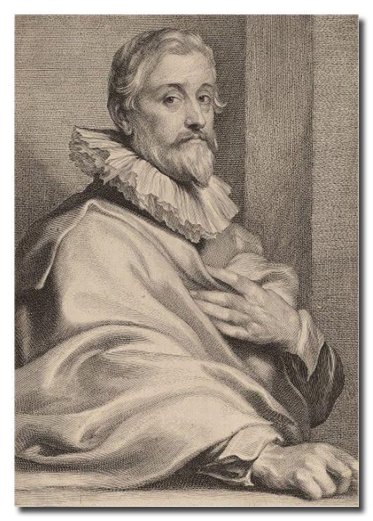 Reprodukcja Antoon van Dyck kod obrazu dyck91