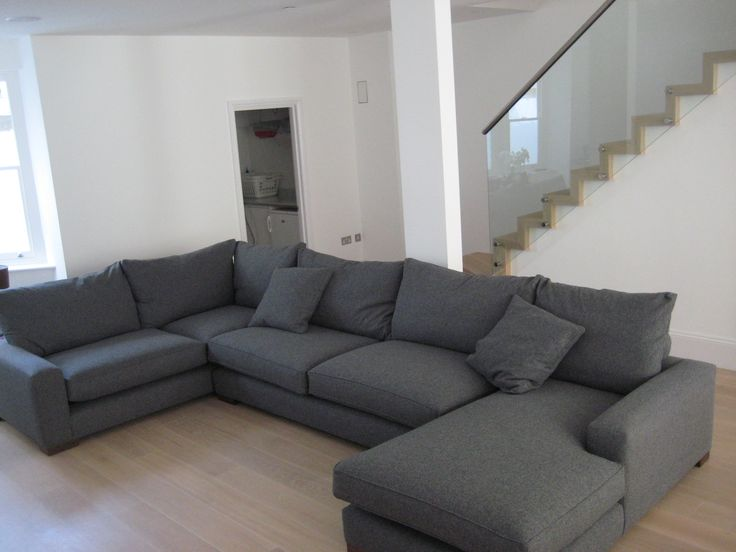 25 best ideas about Sectional sofa with chaise on Pinterest