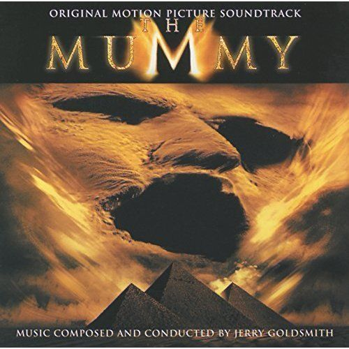 The Mummy -Original Motion Picture Soundtrack- by Jerry Goldsmith Music CD 1999