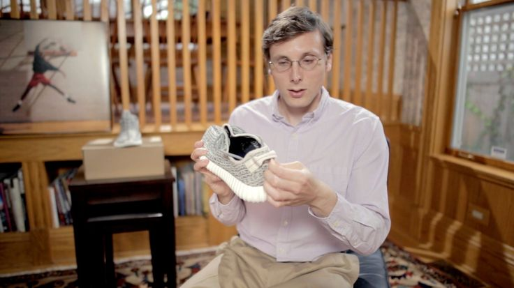 Shoe Enthusiast Brad Hall Unboxes & Reviews the adidas Yeezy Boost 350 Designed by Kanye West