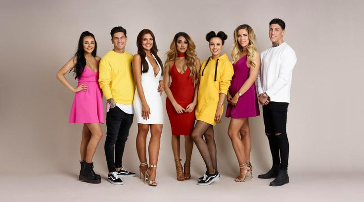 A boxer heiress and a make-up artist: Meet the EIGHT brand new Geordie Shore stars joining the next explosive series of the MTV show