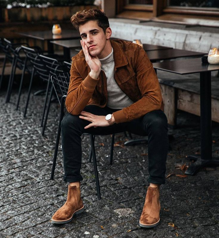 Fashionable MEN // Daily fashion trends, street style inspiration and fashion news.