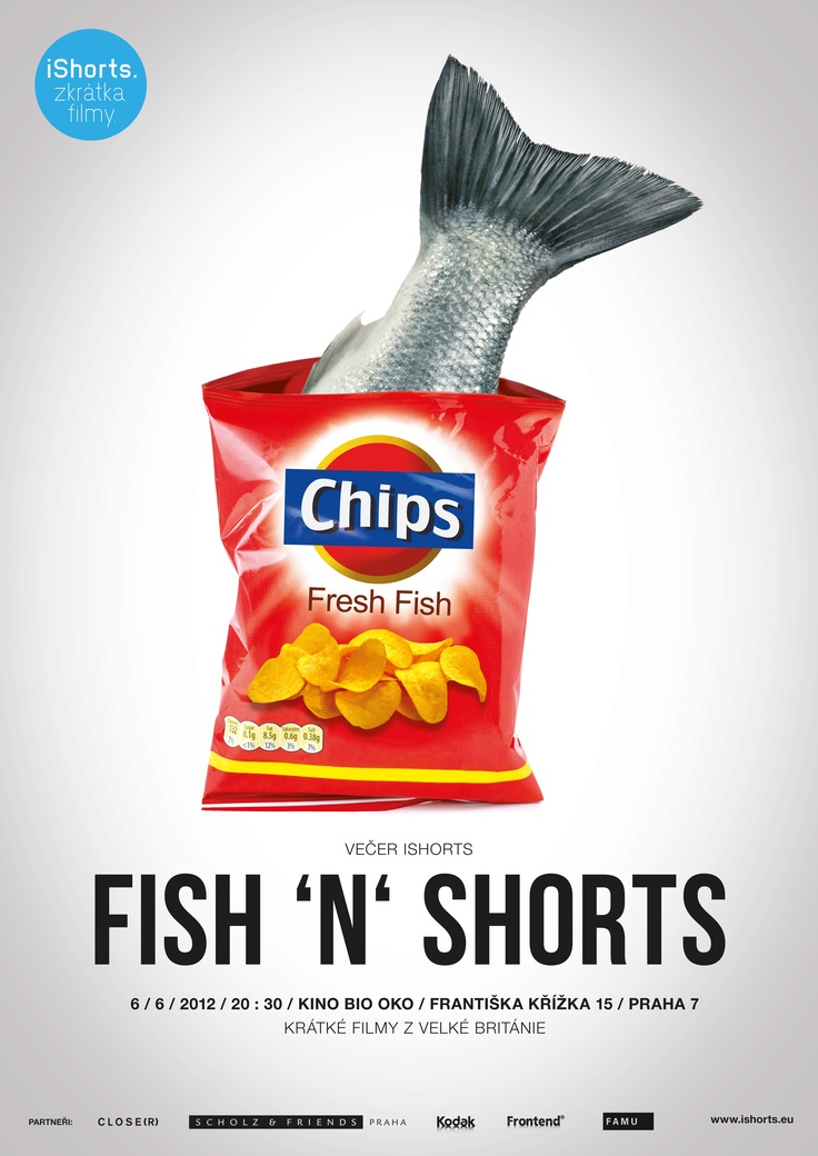 iShorts; Fish 'n' Shorts