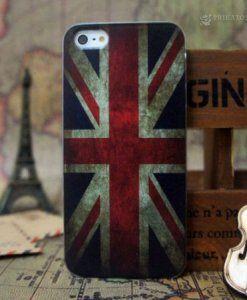 Kryt Great Britain - iPhone 5/5S