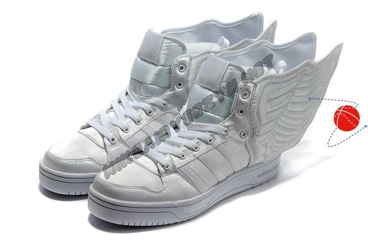 Adidas Wings Shoes White