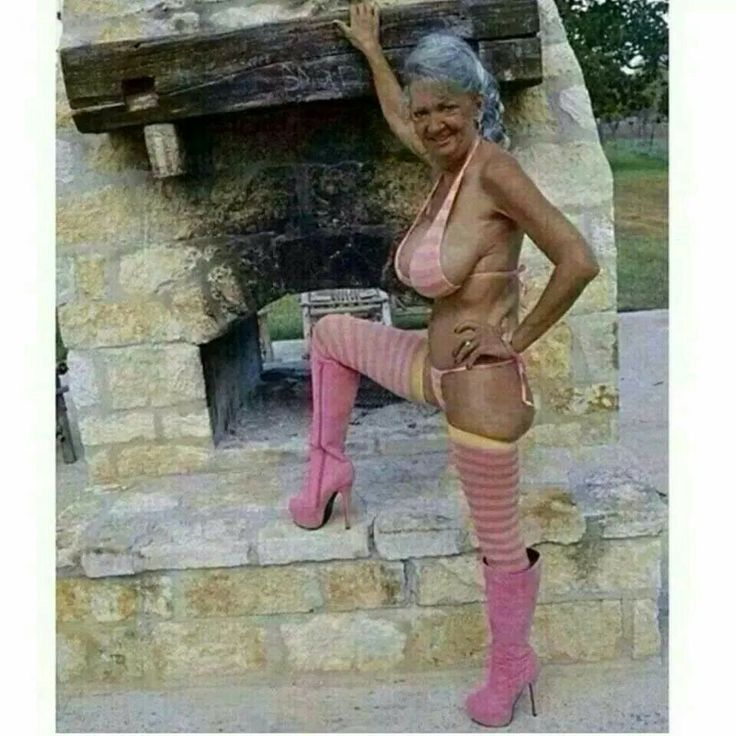 Granny Strippers 47