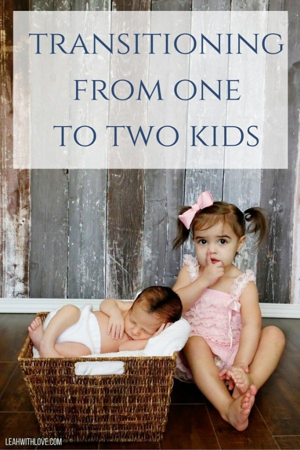 transitioning from one to two kids- what I learned and what I was surprised about!