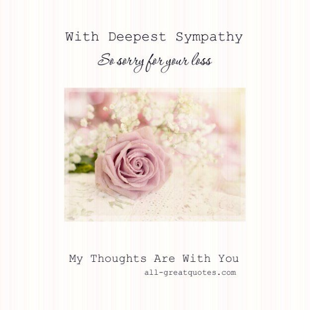 Words Of Sympathy New World: 124 Best Sympathy Images On Pinterest