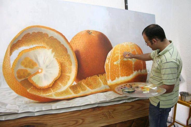 olejne pomarańcze