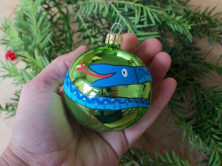 ronde kerstballen