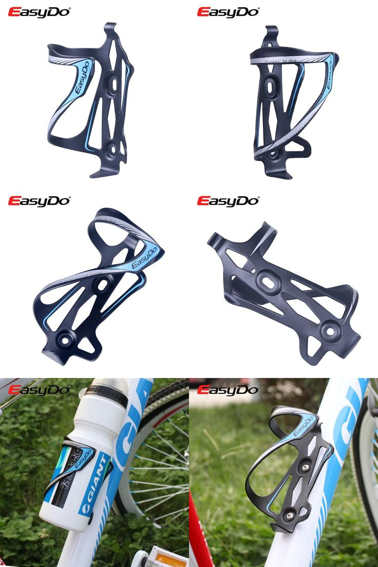 [Visit to Buy] EasyDo Aluminum Ultralight Side-loading Design Smooth In-Mold Strong Bike Bicycle Cycling Water Bottle Cage Holder 47g #Advertisement